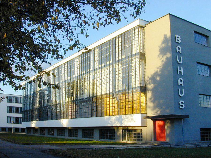 La Escuela de Bauhaus