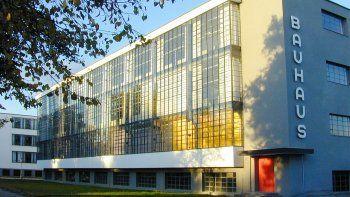 La Escuela de Bauhaus, y Weimar, será protagonista en 2019: se cumplen 100 años desde su creación.