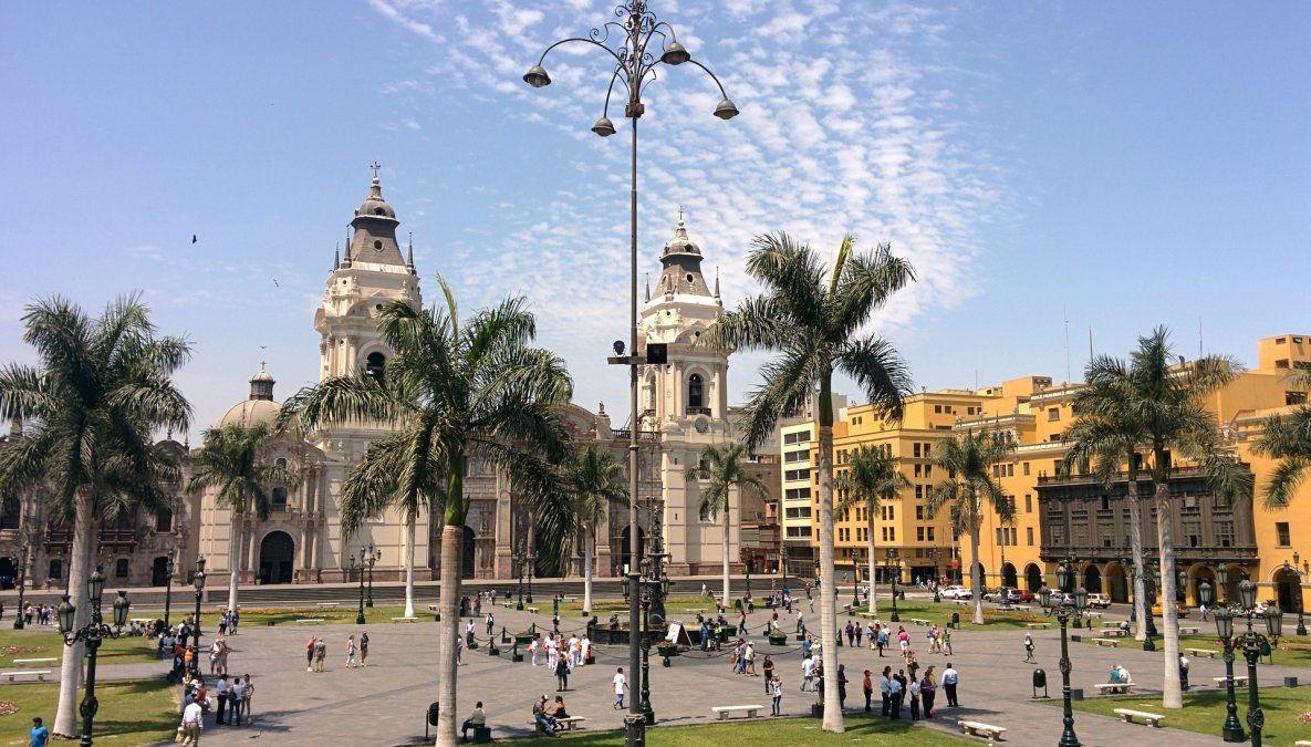 Lima será sede de los Juegos Olímpicos Panamericanos.