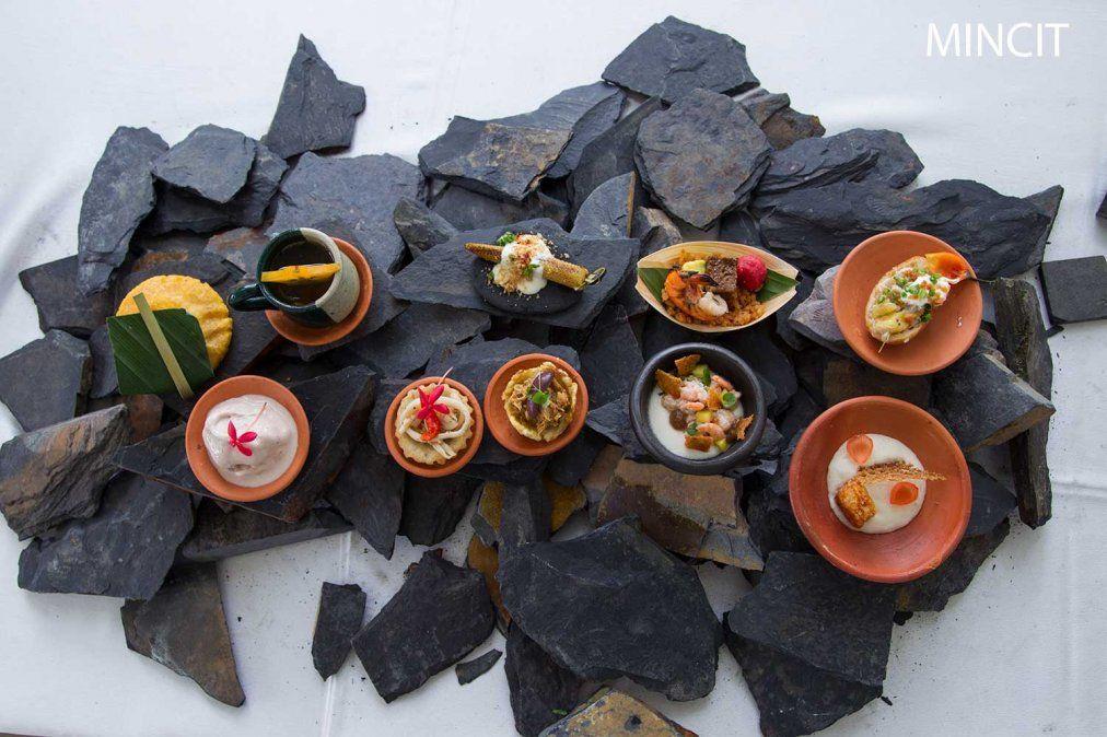Todas las regiones de Colombia ofrecen platos con sabores contrastantes