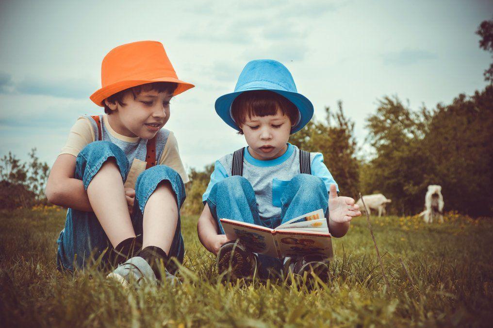 Picnic de palabras es una actividad para disfrutar de la lectura al aire libre.