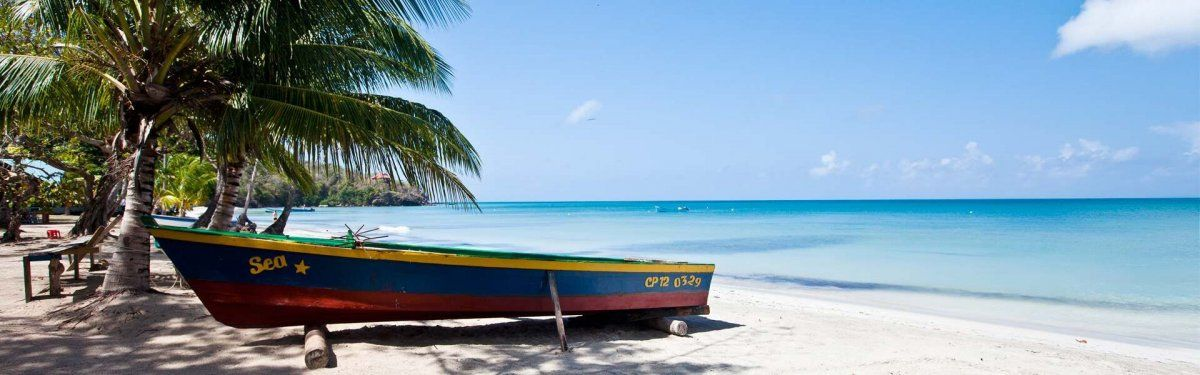 El mar de siete colores se descubre en San Andrés. (ProColombia)