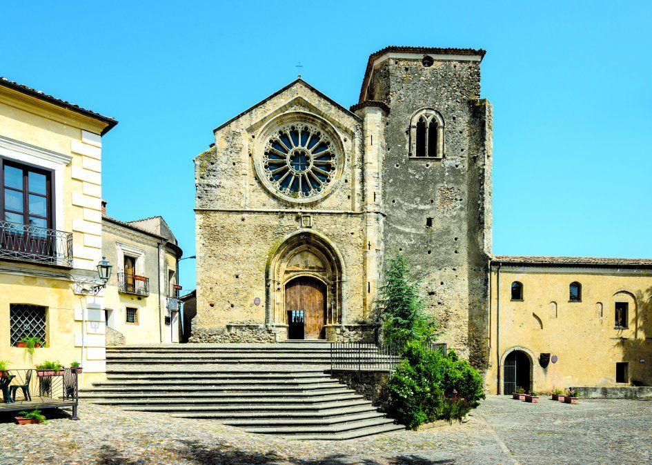 La Iglesia de Santa Maria della Consolazione