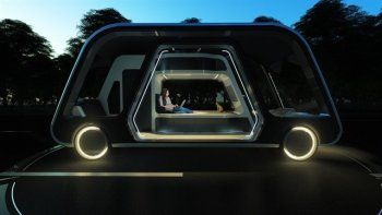 Nueva versión en alojamiento: se viene la suite móvil autónoma