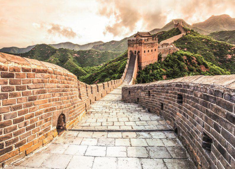 La Gran Muralla es una buena síntesis de China: ambas son enormes e impactantes a los ojos de todo visitante. (Foto: Istock)