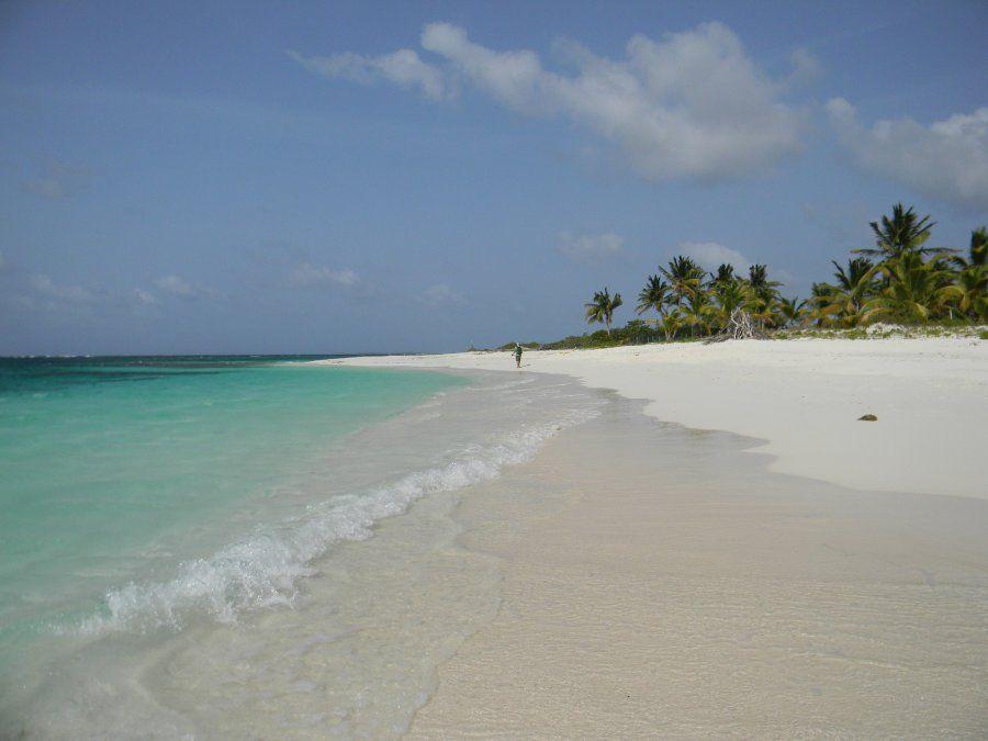 Anguilla está a 45 minutos de navegación: se trata de un paraíso solitario