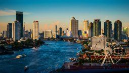 El verdadero nombre de la ciudad es Krung Thep Maha Nakhon (La ciudad de los ángeles).