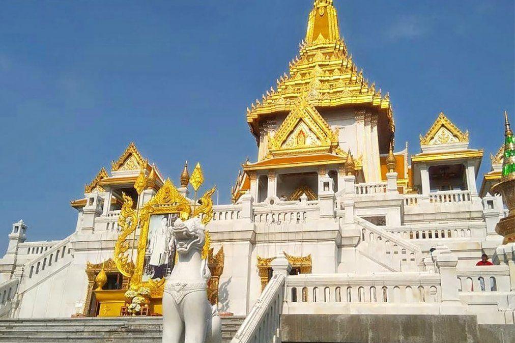 Tailandia: Tierra de templos y palacios budistas