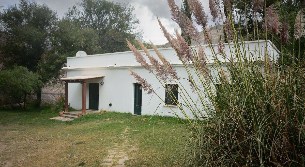 La casita de El Manantial del Silencio.(Créditos:Cinthia García Prato)