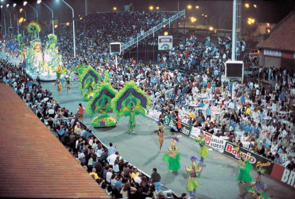 El Carnaval de Gualeguaychú es el más famoso del país.