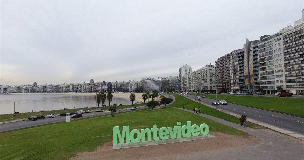 Montevideo es un lugar excepcional para los que aman la tranquilidad de Uruguay.