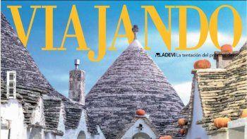 Revista Viajando: nueva edición, nuevos destinos