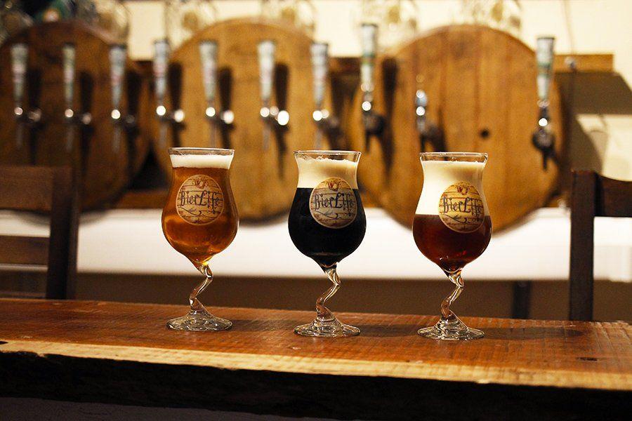 Bierlife es uno de los lugares más famosos para tomar cerveza.