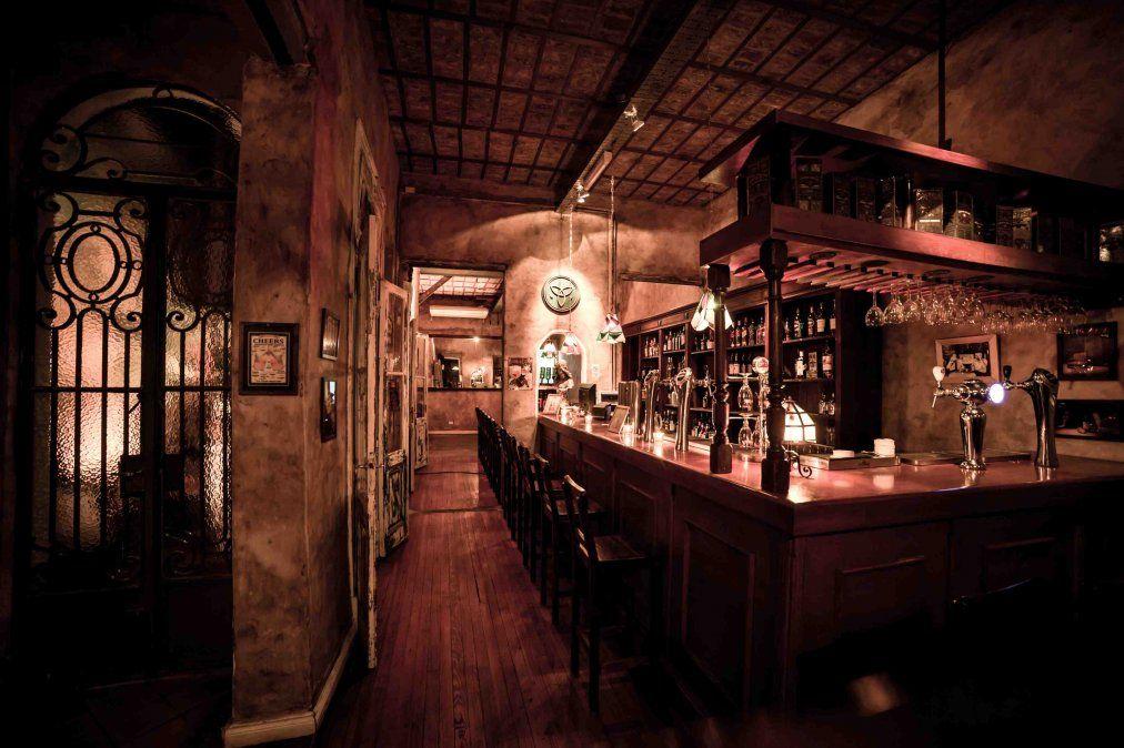La cerveza artesanal de Temple Bar es muy conocida entre el público.
