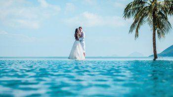 Bodas en el paraíso con Sandos Hotels & Resorts