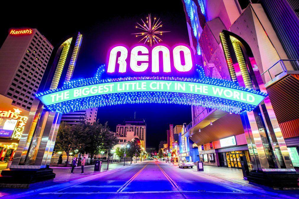 Buen mote para Reno