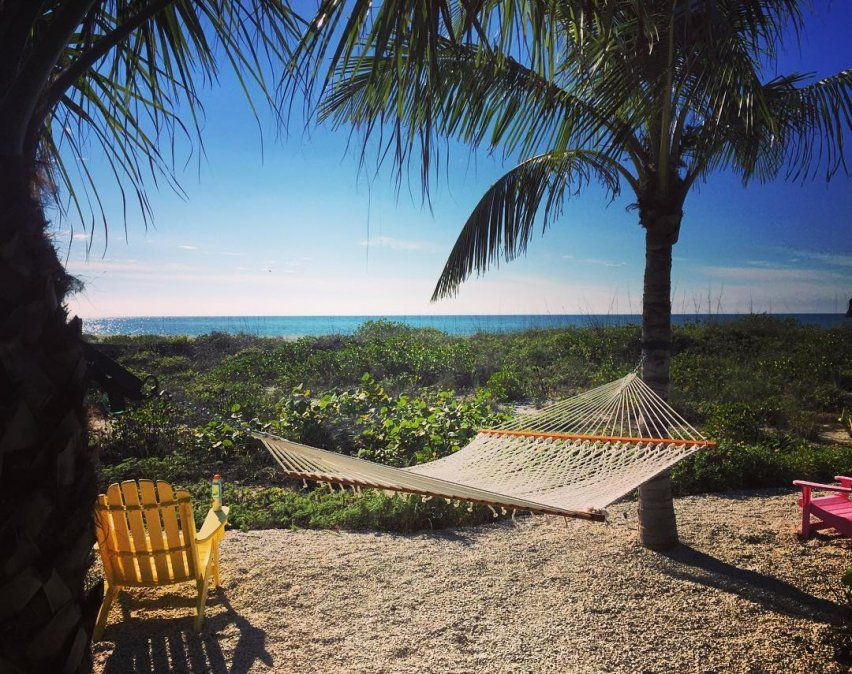 Otra alternativa es relajarse en la playa