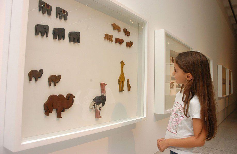 El museo Torres García ofrece una propuesta para los más pequeños.