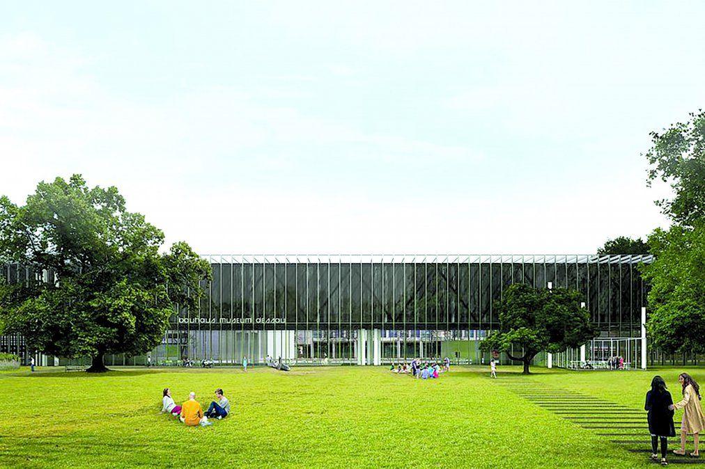 La reapertura del Museo Bauhaus de Dessau forma parte de los eventos que tendrán lugar durante el centenario.