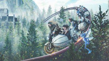 Harry Potter: llega una nueva montaña rusa a Universal Orlando Resort