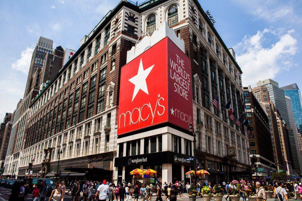 Macys es una de las tiendas multimarca más importantes de Estados Unidos.