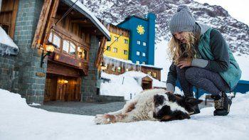 Portillo: preparamos los esquíes para disfrutar la nieve chilena