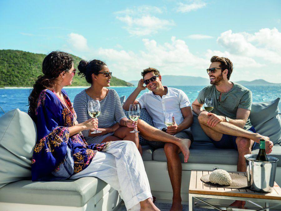 Las BVI ofrecen servicios exclusivos y cuentan con toda la infraestructura para unas vacaciones de lujo.(Foto: Oficina de Turismo de las Islas Vírgenes Británicas)