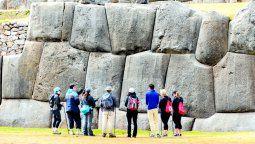 En Sacsayhuaman se encuentra el Templo de la Luna.