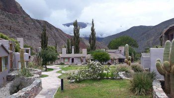 La Comarca: toda la paz de Purmamarca en un solo lugar
