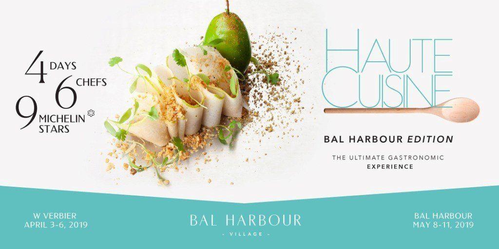 Llega Haute Cuisine a Bal Harbour
