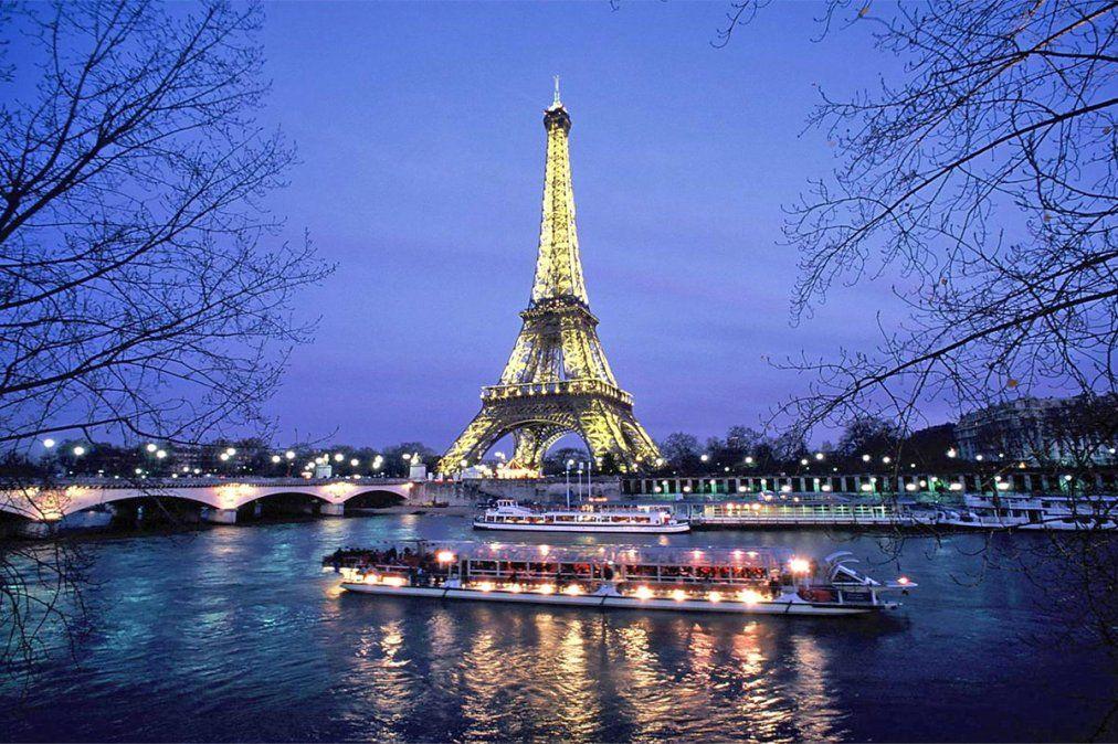 Francia fue el destino más visitado del mundo en 2018