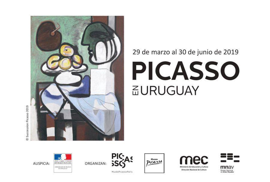 Picasso en Montevideo: una muestra del genial artista para no perderse.
