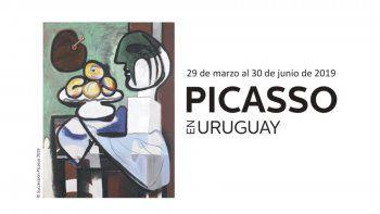 Uruguay: llegó el arte de Picasso a Montevideo y se queda hasta junio