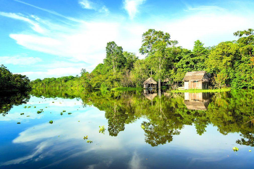Perú es también Amazonas. (Foto: Istock Jesse Kraft)