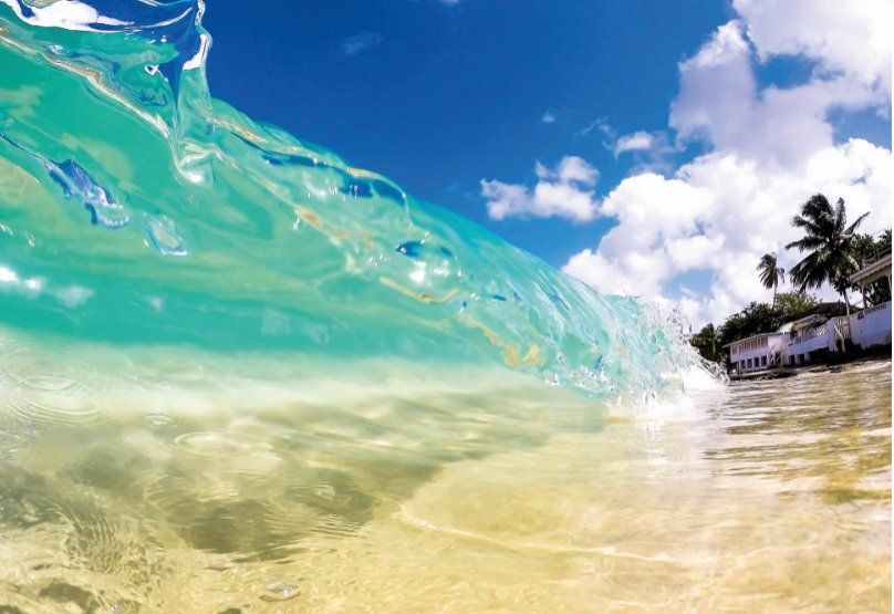 Barbados es una isla del este caribeño. (Foto: Istock elpo11o)