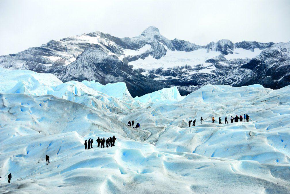 Los glaciares en Argentina.(Foto: Istock jlazouphoto)
