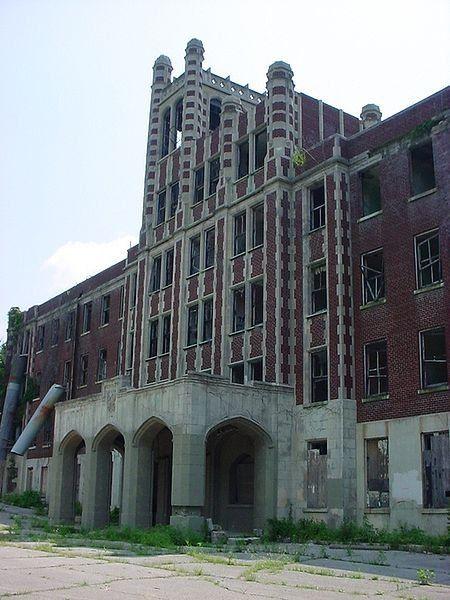 El Sanatorio de Waverly Hills alberga la leyenda de estar embrujado.(Foto: Kris Arnold)