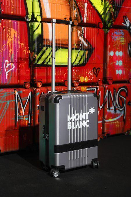 Una de las valijas presentadas por la marca