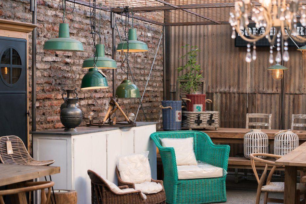 El Barrio Italia representa la nueva tendencia mundial por resurgir lo vintage.