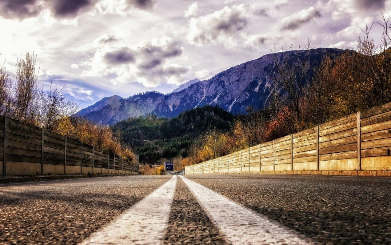 El road trip permite llegar a sitios desconocidos para el turismo masivo.