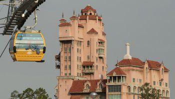 Disney Skyliner: un medio de transporte entre los parques