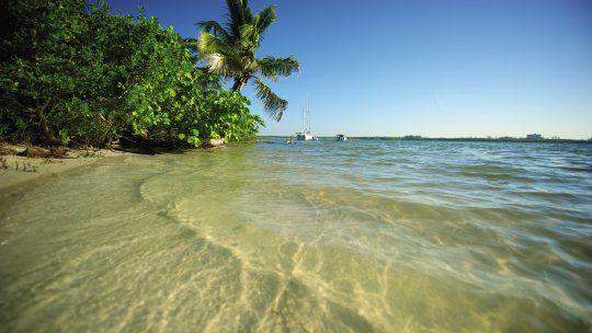 Uno de los puntos fuertes del destino son sus playas. Hay varias cerca, muchas accesibles por carretera y otras más remotas a las que se llega por lancha.