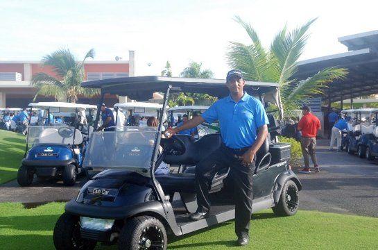 Los amantes del golf encuentran en este lugar un excelente campo.