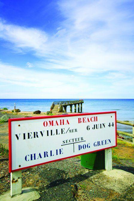Las playas de Omaha