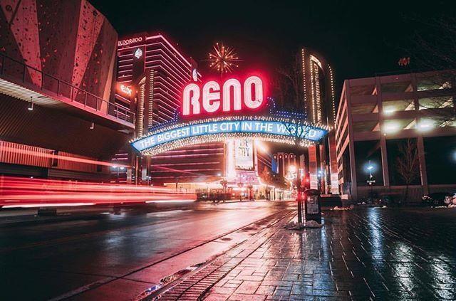 Reno es una suerte de Las Vegas en miniaturas.