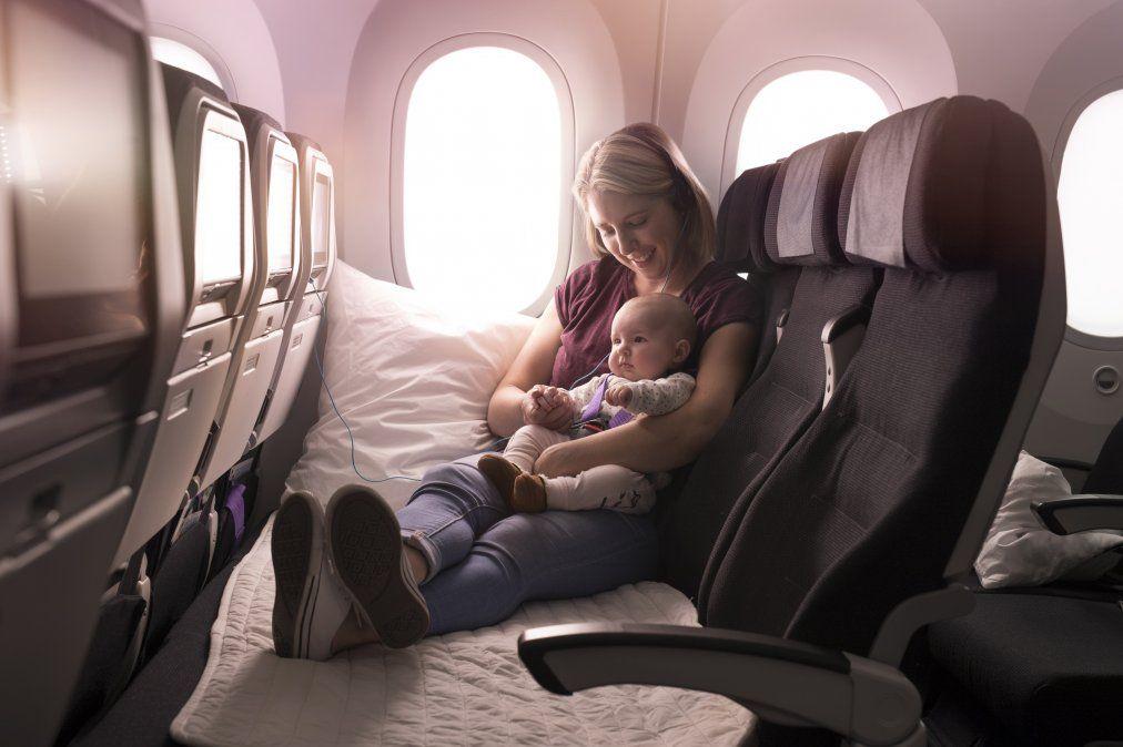 El vuelo a Nueva Zelanda demora 13 horas