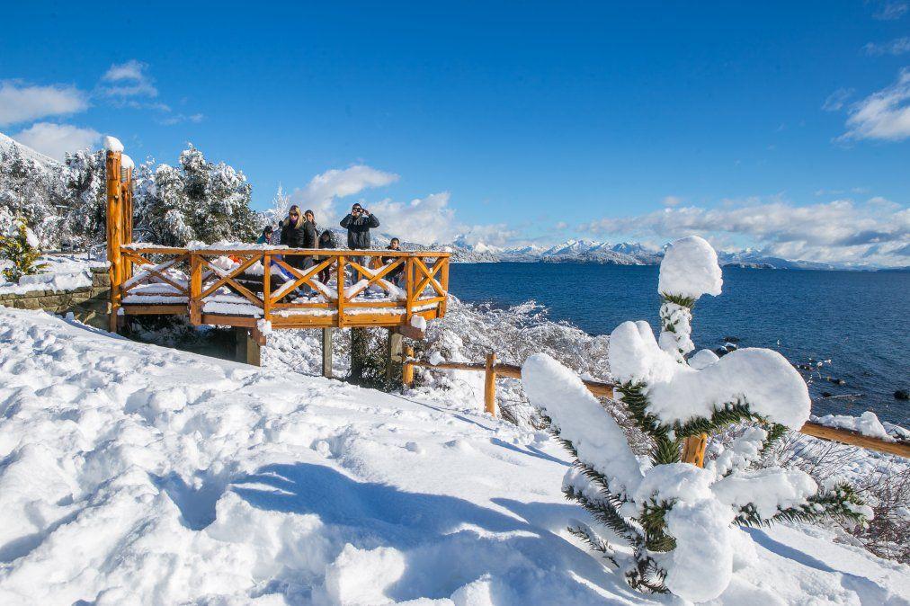 Existen cinco sitios donde realizar actividades relacionadas con la nieve.