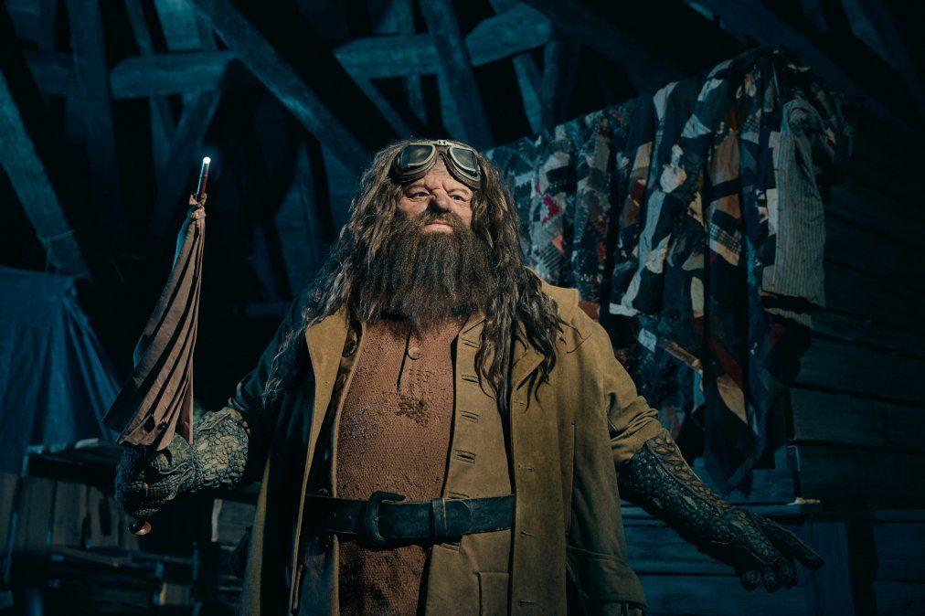 El querido personaje de Hagrid protagoniza la nueva montaña rusa de UOR.