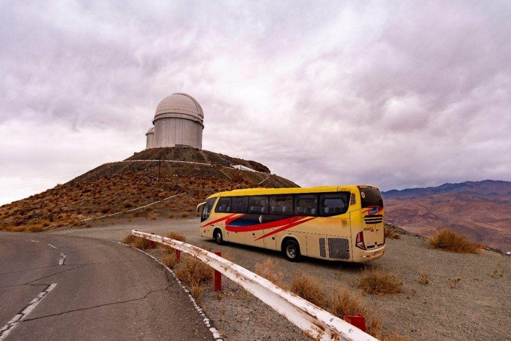 El eclipse se verá de manera total en varios puntos de las regiones de Atacama y Coquimbo.
