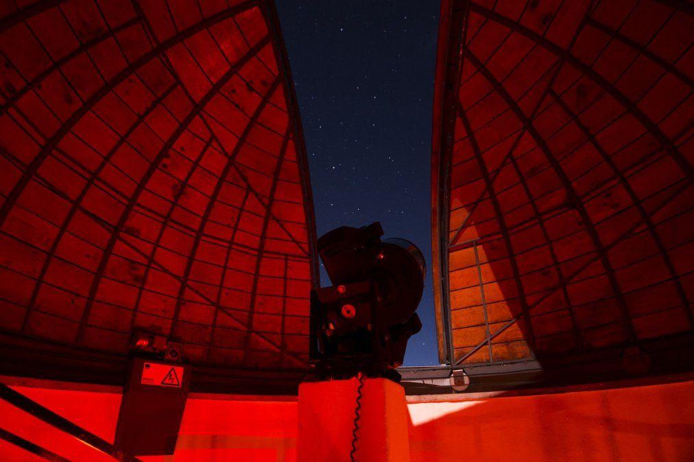 Mamalluca (Coquimbo) es el primer observatorio de Chile creado con fines astroturísticos.